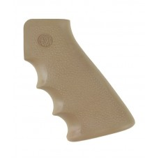 Hogue AR 15 Griff mit Fingerrillen ohne Beavertail FDE